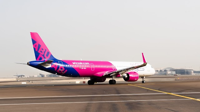 Wizz Air Abu Dhabi starts flights to Kiev, Bari, Salalah, Muscat