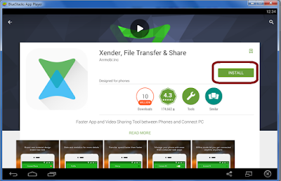 Xender File Transfer, Sharing Latest Version APK