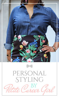 Online Styling Services by Petite Career Girl