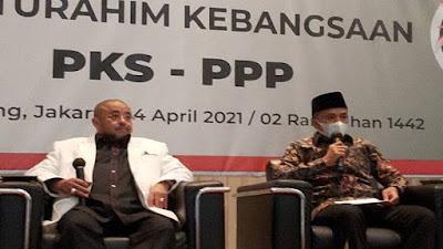 PPP - PKS Buka Peluang Bentuk Koalisi Partai Umat di Pemilu 2024