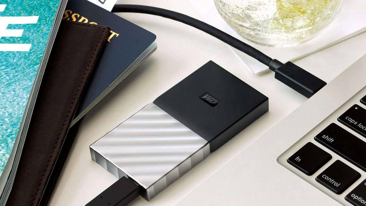 SSD Eksternal Portable