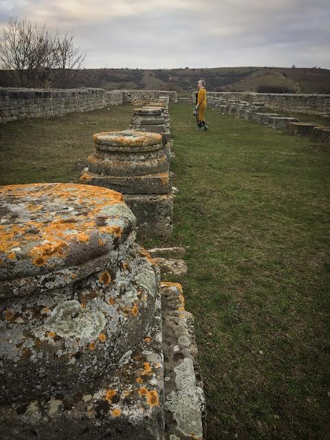 Cetatea de la Adamclisi