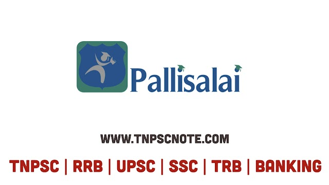 Science One Words Part 2 Pallisalai TNPSC Study Materials