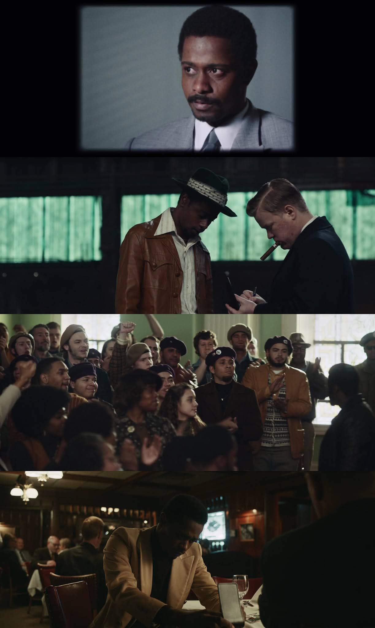 Judas y el Mesías Negro (2021) HD 720p Latino