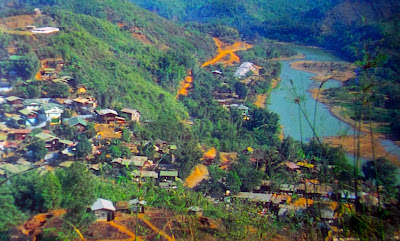 Natural Jade mines in Myanmar