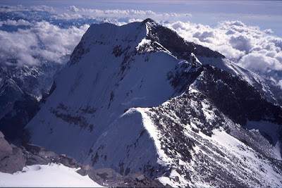 Aconcagua in the ANDES