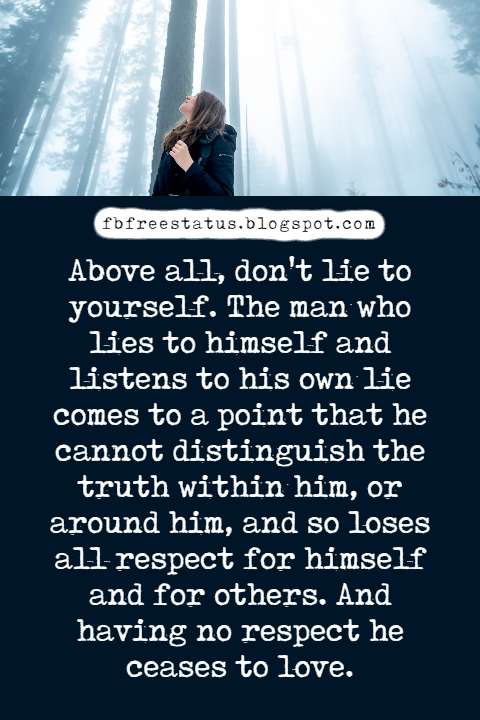 Lying lies sayings about and 60 Lying