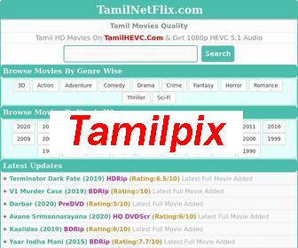 Tamilpix 2020- Tamilpix Tamil Movies Download