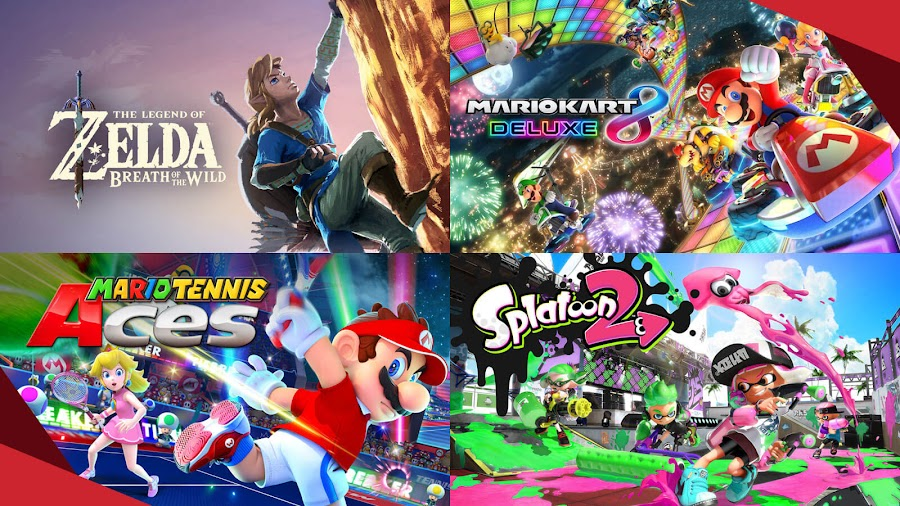 humble store nintendo switch games mario zelda