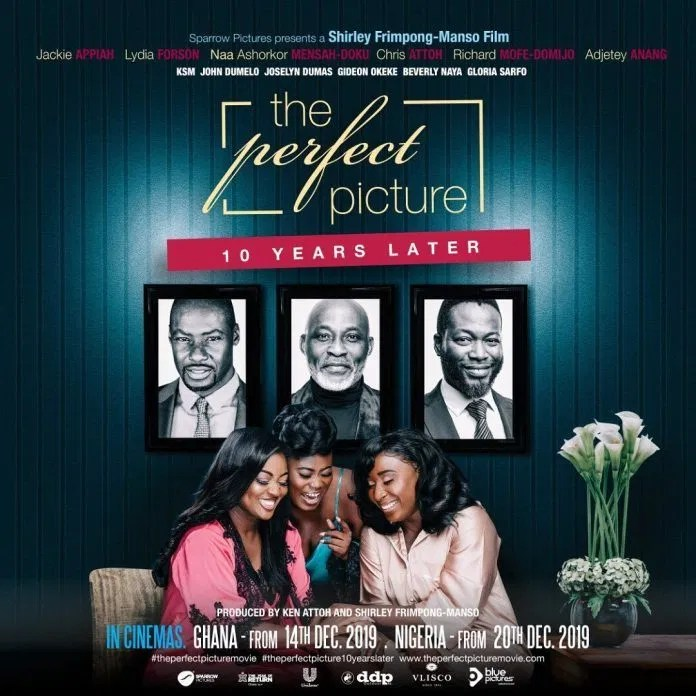 [Nollywood Movie] The Perfect Picture: Ten Years Later (447.00MB)  Mkv Download