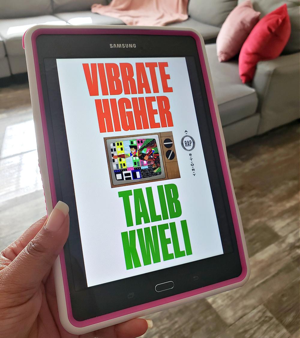 vibrate higher talib kweli