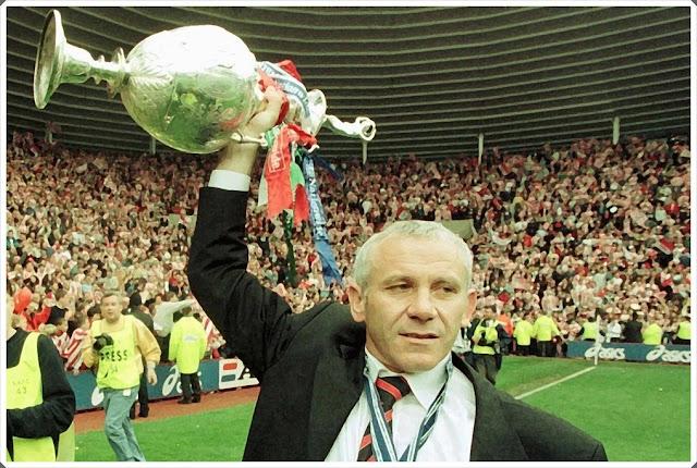 Peter Reid Sunderland 1999