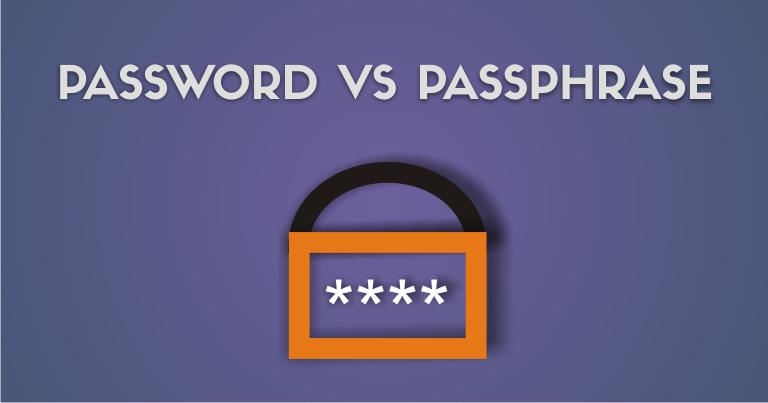 passphrase adalah