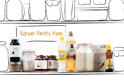 dapur ala korea
