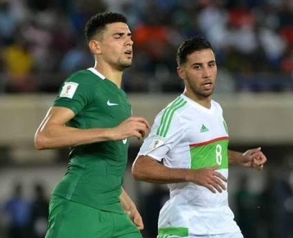 FIFA sanctions Nigeria vs Algeria