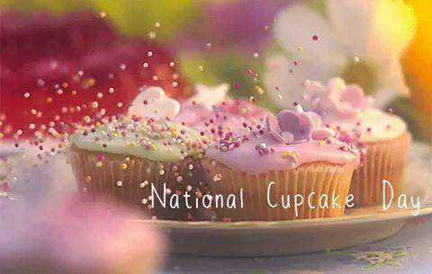 National Cupcake Day Wishes Pics