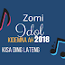 Zomi IDOL USA 2018 Kidemna ah kisa Ding lateng