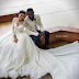 Stunning photos from Yomi Casual's star studded wedding!