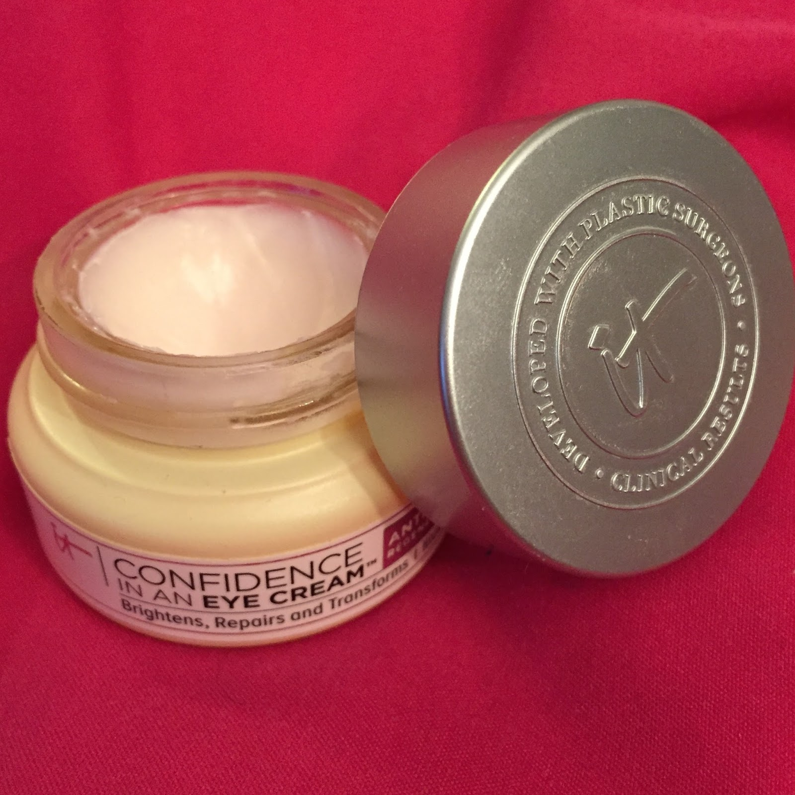 Confidence In An Eye Cream by IT Cosmetics #12