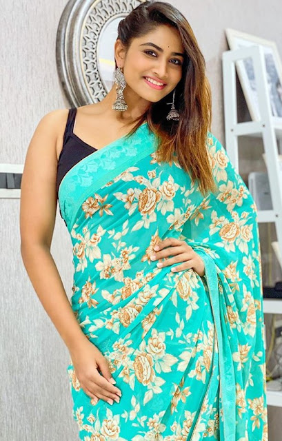 Indian Actress Shivani Narayanan Photos