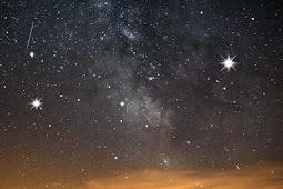 Mengapa Bintang-Bintang Dilangit Berkedip tapi Planet Tidak