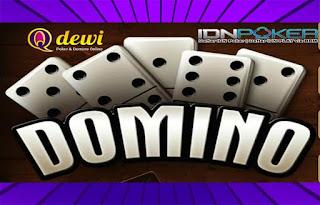 Permainan Judi Domino Online Server IDN Play QDewi.net