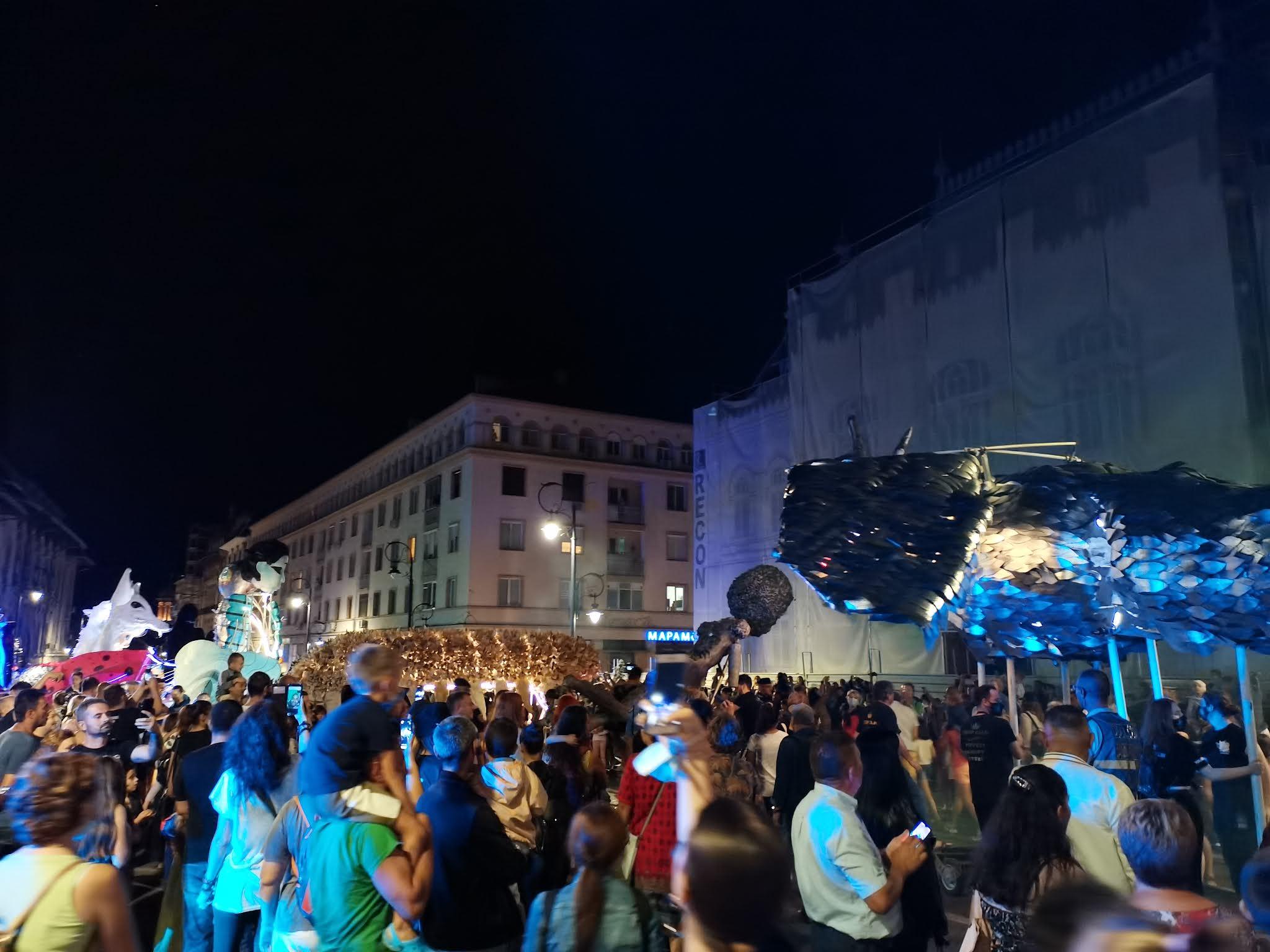 Festivalul Puppets Occupy Street, ediția a VIII-a, Craiova