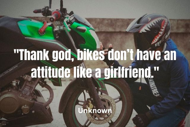Best 21 Motorcycle and Biker Quotes 2020 (English to Hindi)