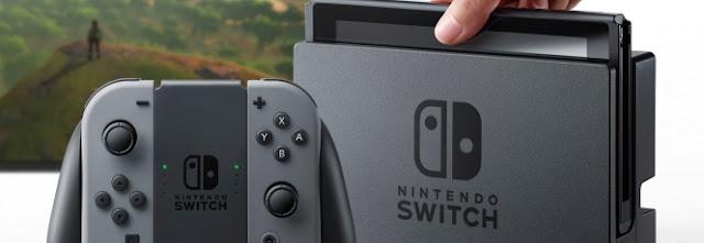 Nintendo Switch mostrado em vídeo de unboxing era roubado