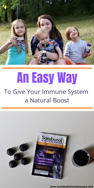 An Easy Way To Give Your Immune System a Natural Boost with Sambucol