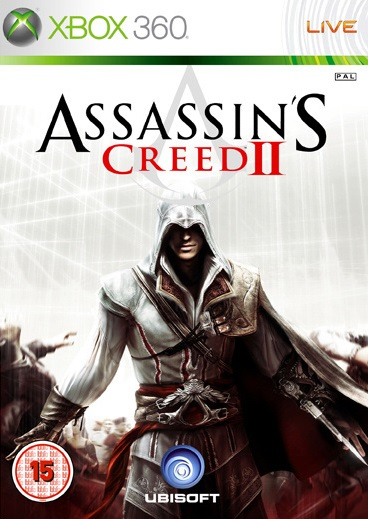 Assassin's Creed II - Xbox360 - Portada