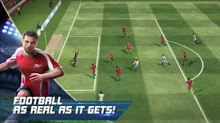 game sepak bola android spek rendah