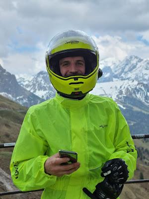 Alberto Frizzarin - Un padovano su due ruote