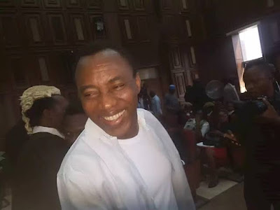 BREAKING!!! Sowore Finally Released After Third Court Order