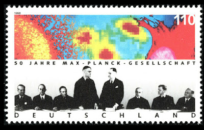 50th Anniversary of the Max-Planck Society