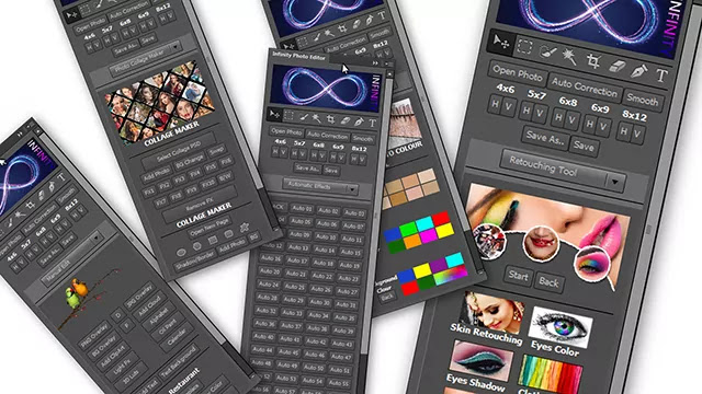 Infinity Photo Editor 6.0 (A Powerful Solution of Photo Editing work)