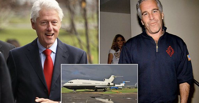 Whoa! Clinton Library REFUSES to Hand Over Information on Bill Clinton's Ties to Jeffrey Epstein