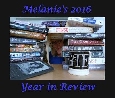 Melanie's Year in Review - January 1, 2017