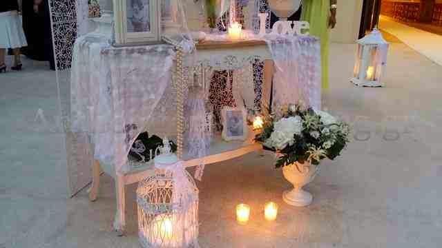 aff5a3b6777c anthemion events  Μοναδικές vintage συνθέσεις γάμου σε λευκό!