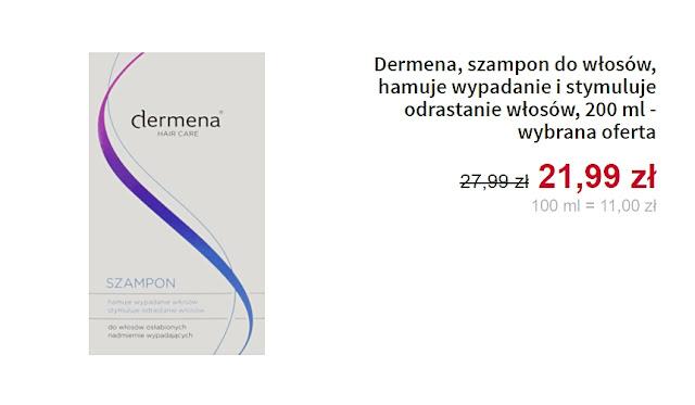 Dermena - Szampon do włosów