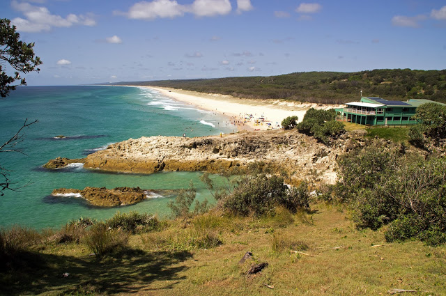 Main Beach Point Lookout