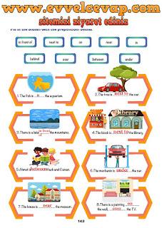 6. Sınıf İngilizce Ders Kitabı Cevapları MONOPOL Yayınları Sayfa 143