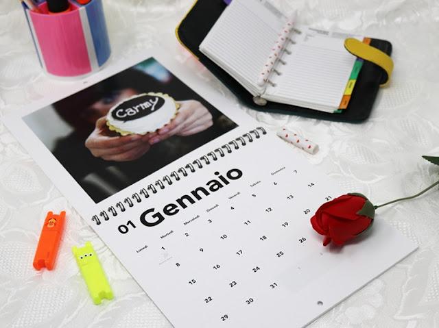 calendario regalo