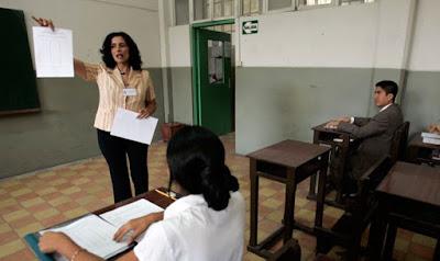 Profesores nombrados de institutos públicos IEST podrán ganar hasta 6 mil 468 soles