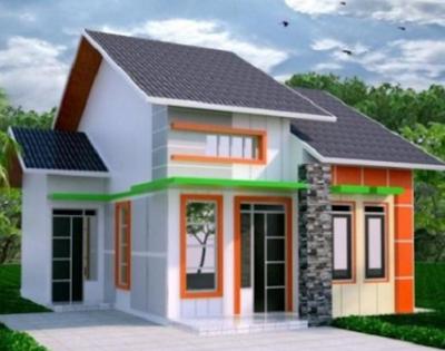desain rumah keren minimalis type 21 - dekorasi rumah