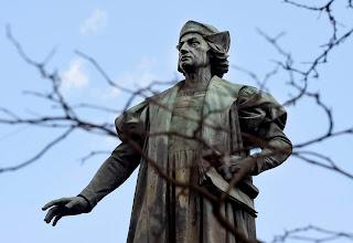 Columbus History In Marathi Information
