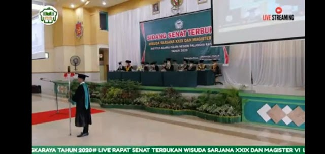 Wisuda Konsep Drive Thru, Wisudawan Prodi PAI Toreh Prestasi