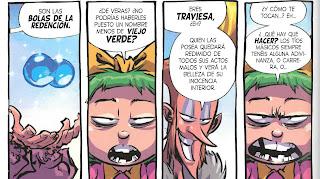 "Cómic: Reseña de ""I hate fairyland #3"" de Skottie Young - Panini Cómics"