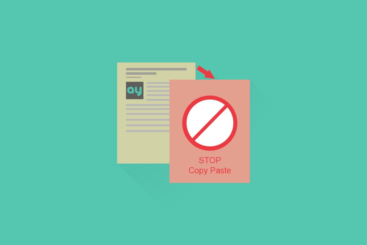 Cara Agar Artikel Blog Tidak Dapat di Copy Paste