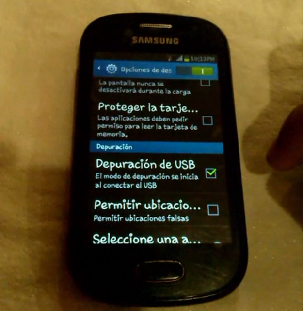 Rootear Android SAMSUNG Galaxy Fame
